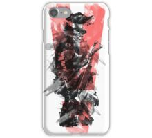 MGS5 (Red) iPhone Case/Skin