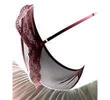 curve pants Photographic Print
