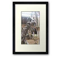 Tyrannosaurua Rex Framed Print