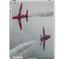 Red Arrows Crossover (2) iPad Case/Skin