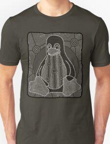 Tux (Monochrome) T-Shirt