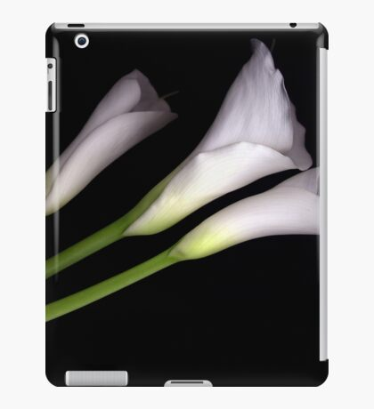 Calla Lily - 3 Stems iPad Case/Skin