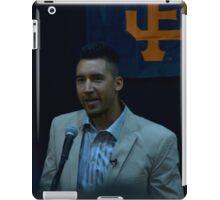 Travis Ishikawa @ JCCCNC  iPad Case/Skin