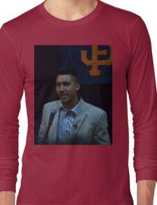 Travis Ishikawa @ JCCCNC  Long Sleeve T-Shirt
