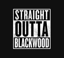 Straigth outta blackwood - until dawn Unisex T-Shirt