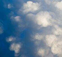 Cloud Bubbles by Renée Van Kraanen