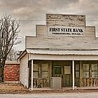 First State Bank of Forestburg by Susan Russell