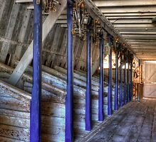 Horse Stables (San Juan Bautista, California) by Brendon Perkins