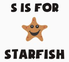 S Is For Starfish Kids Clothes