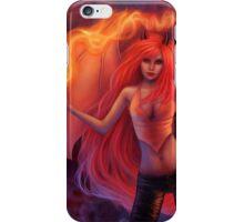 Blazing iPhone Case/Skin