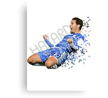 Eden Hazard #10 Canvas Print
