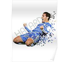 Eden Hazard #10 Poster