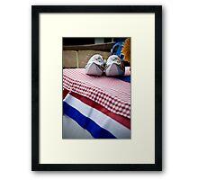 Dutch Icons Framed Print