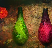 Let's Talk...Vase to Vase! by pat gamwell