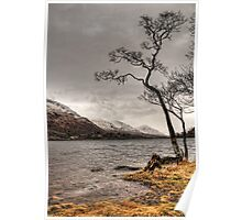 Loch Awe Shores Poster