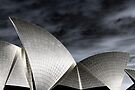Solar Sails - Sydney Opera house by Tam  Locke