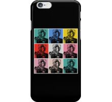 Cybermen Warhol iPhone Case/Skin
