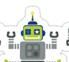 ROBOT x 3 Sticker