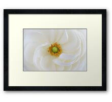 Deeply into ... Framed Print
