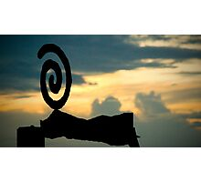 Sculptures by the Sea Photographic Print