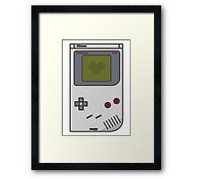Game Boy Lover Framed Print
