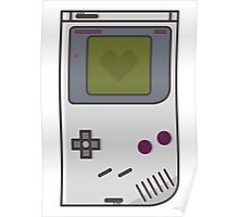 Game Boy Lover Poster