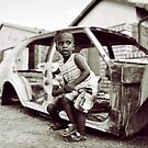 old cars make great toys by Fundiswa  Ntoyi