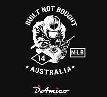 D'AMICO CUSTOM MOTORCYCLES-BUILT NOT BOUGHT Hoodie