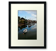 Six Still Framed Print
