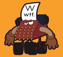 W Is For Whut-Da-Fuh