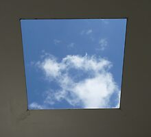 Skyspace by James Turrell (Yorkshire Sculpture Park) by Graham Geldard