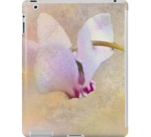 Delicate Cyclamen iPad Case/Skin