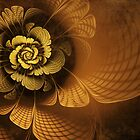 Gilded Flower by John Edwards