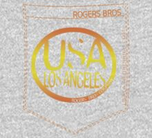 usa california yellow tshirt by rogers bros by usarodeodrive