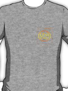 usa california yellow tshirt by rogers bros T-Shirt