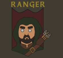 Raeburn the Ranger by TheBitGeek