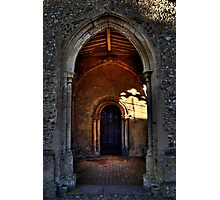 Warming Entrance Photographic Print