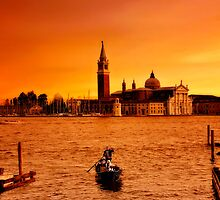 Venice Grand Canal by audramitchell