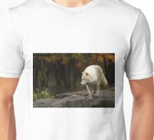 The lone leader Unisex T-Shirt