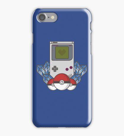Game Boy Love iPhone Case/Skin