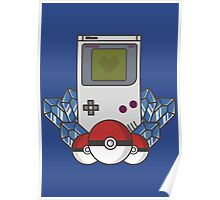 Game Boy Love Poster