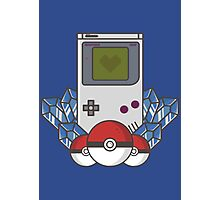Game Boy Love Photographic Print