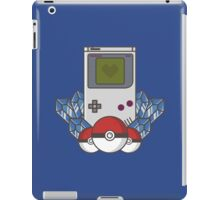 Game Boy Love iPad Case/Skin