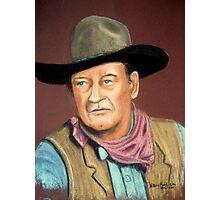 John Wayne Photographic Print