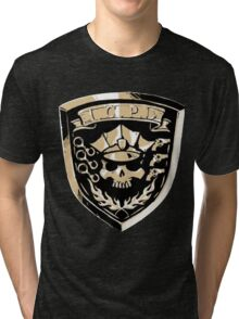 Inferno Cop Police Department Tri-blend T-Shirt
