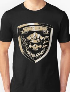 Inferno Cop Police Department Unisex T-Shirt