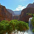 Havasu Falls by ScottishVet