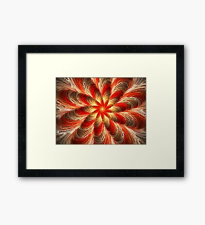 Tropical Spice  Framed Print