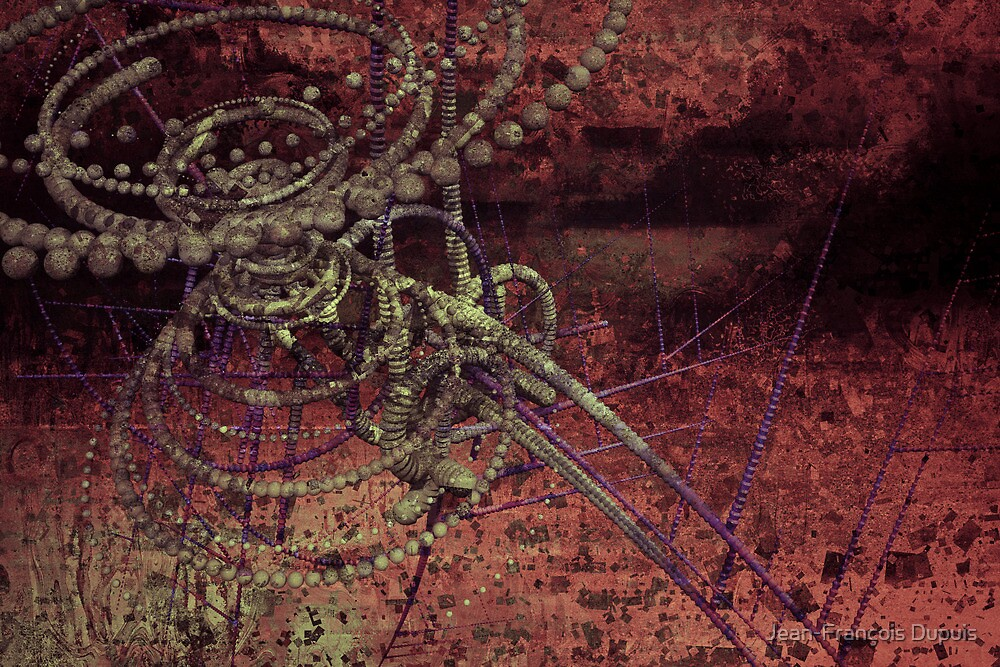 Semiak abstraction by Jean-François Dupuis