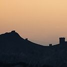 Old Fortress by VallaV